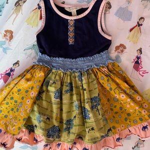 Matilda Jane dress 2T